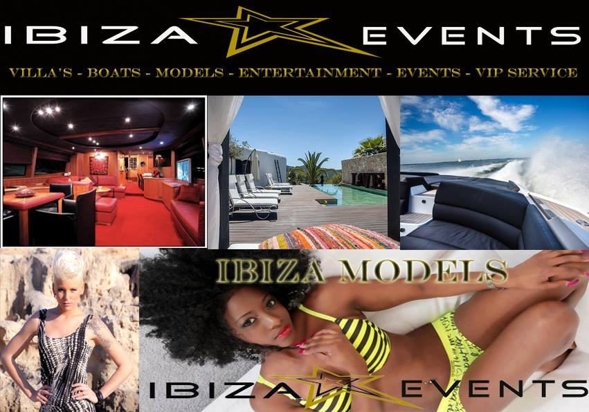 IBIZA VILLA FASHION SHOW ON YOUR LOCATION