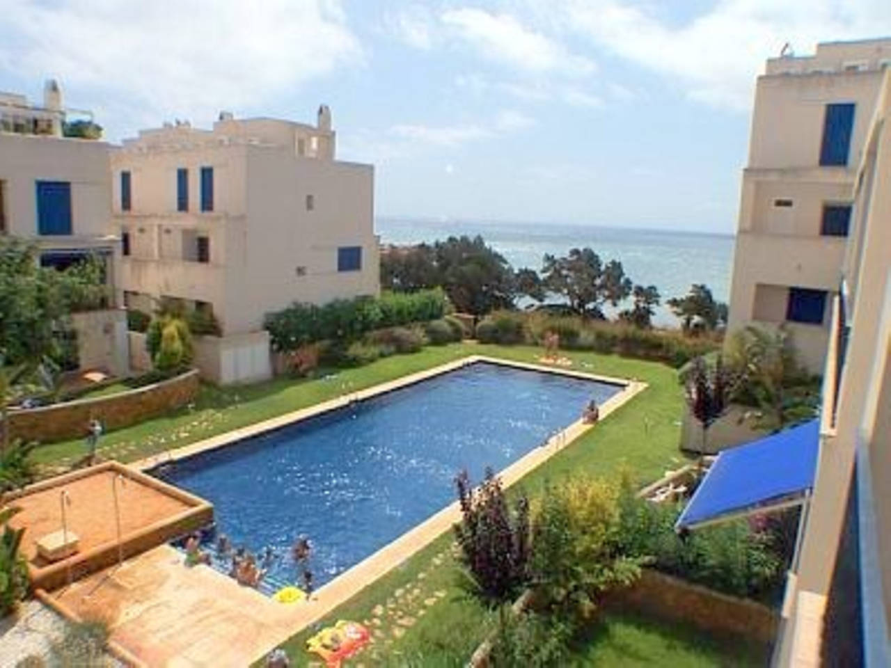 All year rental Santa Eularia
