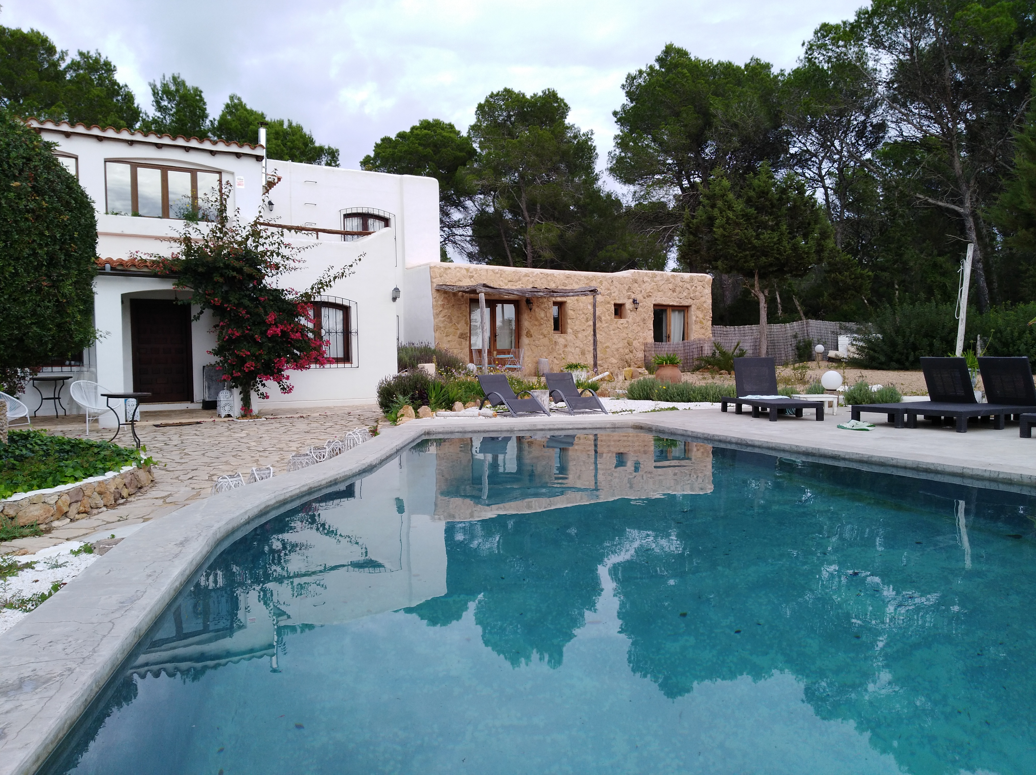 For rent all year, Santa Eulalia ibiza