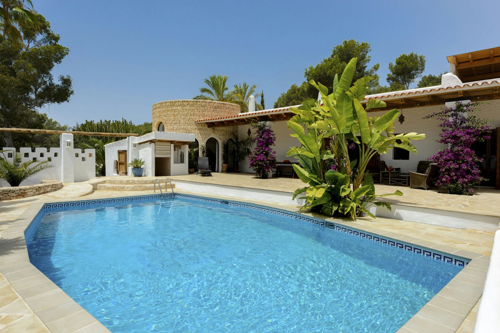 ALL YEAR VILLA FOR RENT Can des Palms Start Oktober
