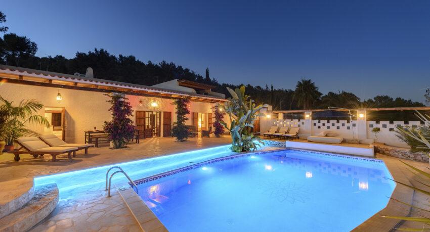 Villa des Palms Ibiza