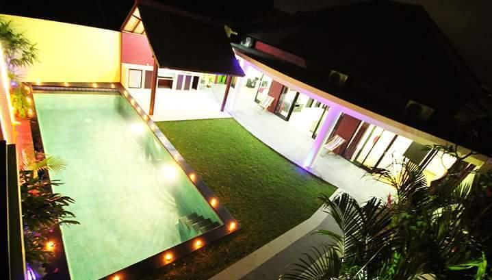 Bali villa D'crib Seminyak