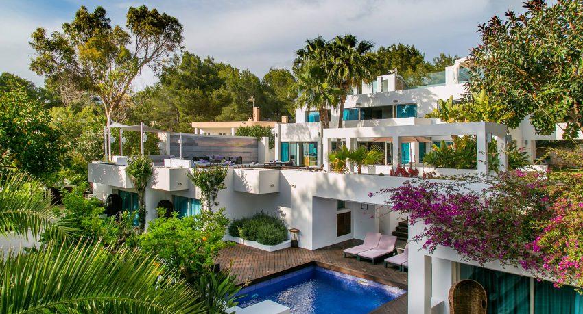 Wxclusiwf villa Ibiza star Events