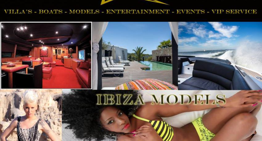 Ibiza Fashion Show on Location