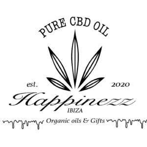 HappineZZ Ibiza natural CBD oil 15%